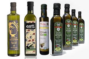 Gresk olivenolje